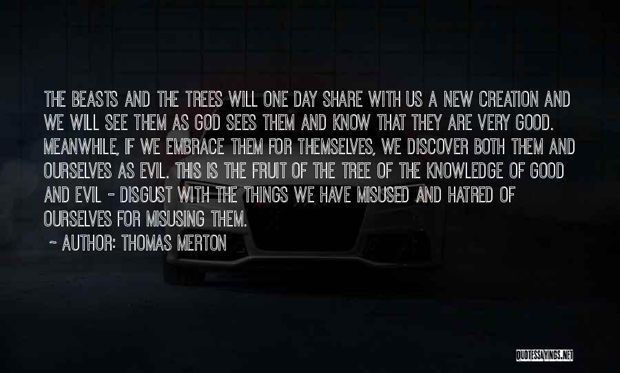 Misusing Quotes By Thomas Merton