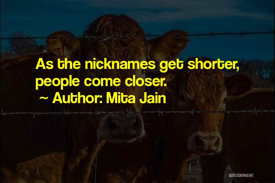 Mita Jain Quotes 271426