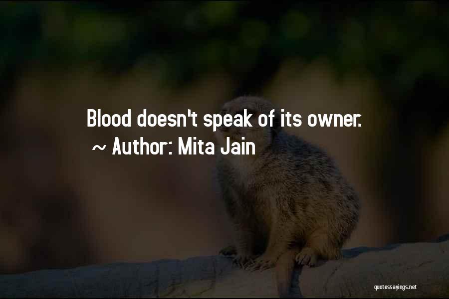 Mita Jain Quotes 690899