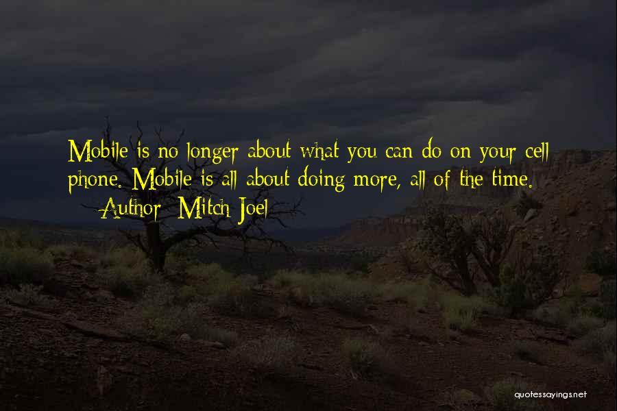 Mitch Joel Quotes 1701679