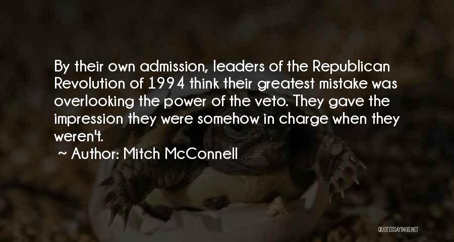 Mitch McConnell Quotes 1066708