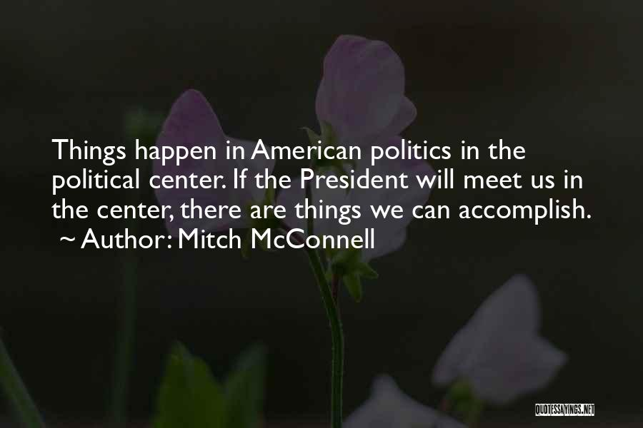 Mitch McConnell Quotes 119392
