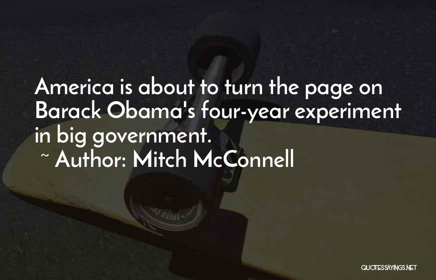 Mitch McConnell Quotes 1611334