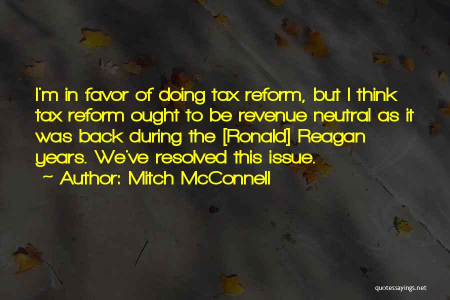 Mitch McConnell Quotes 1961797
