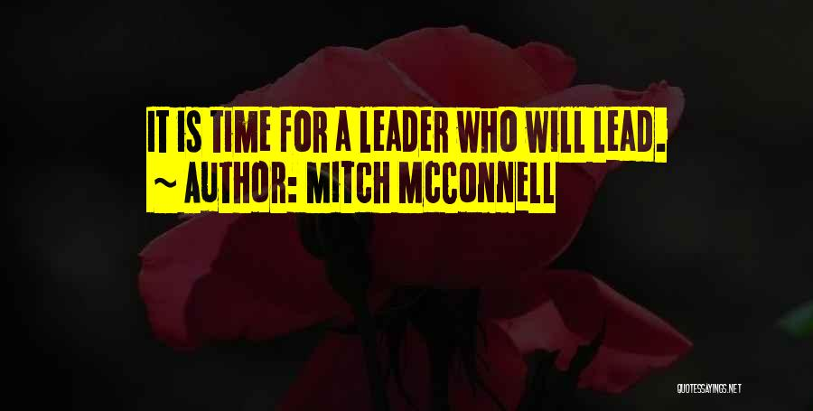 Mitch McConnell Quotes 2206533