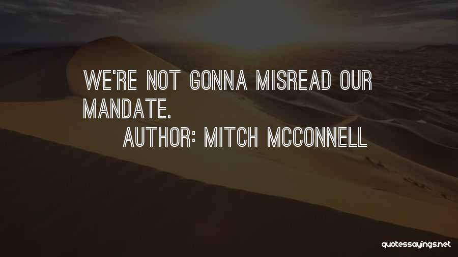 Mitch McConnell Quotes 2221344