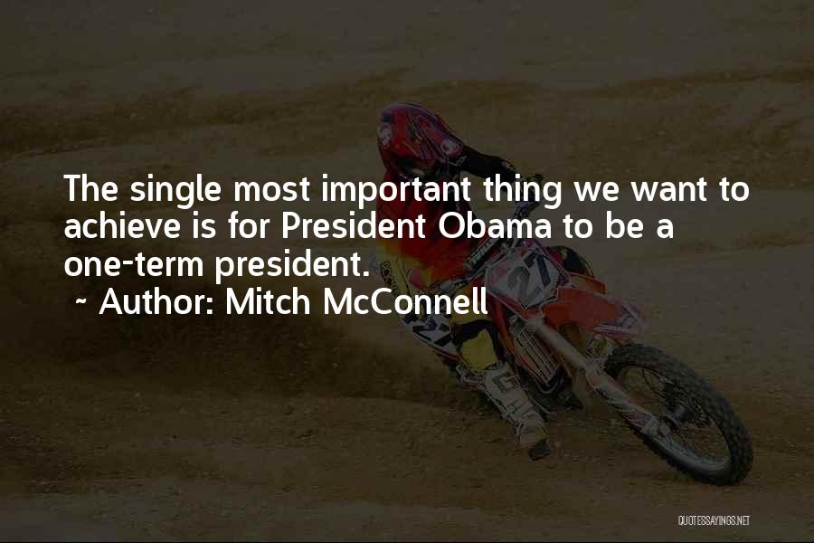 Mitch McConnell Quotes 704066