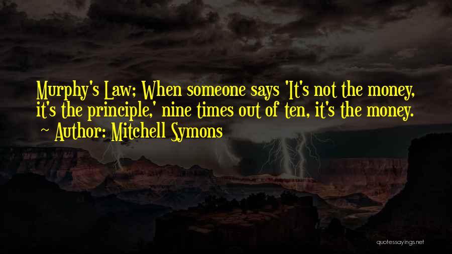 Mitchell Symons Quotes 1729913