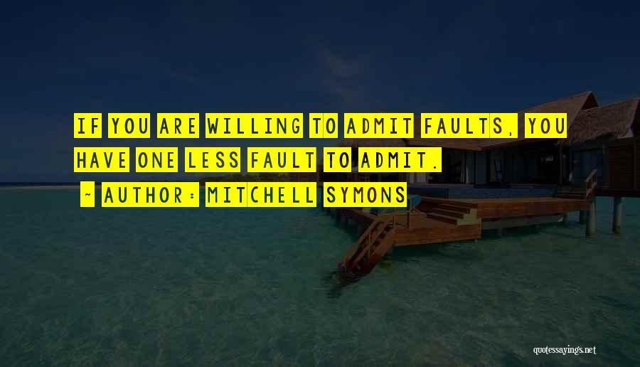 Mitchell Symons Quotes 1781203