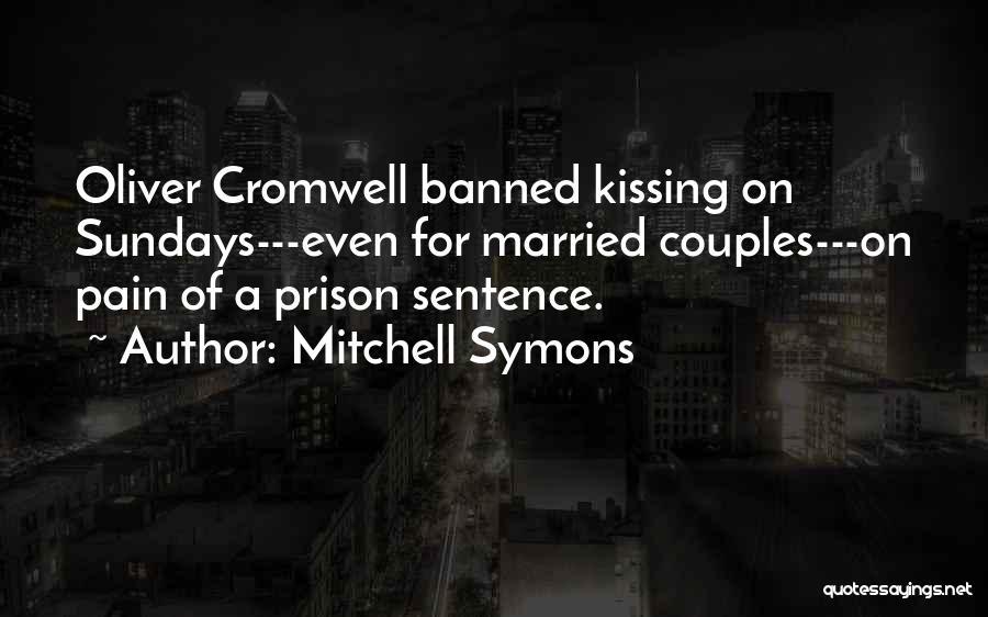 Mitchell Symons Quotes 1917300