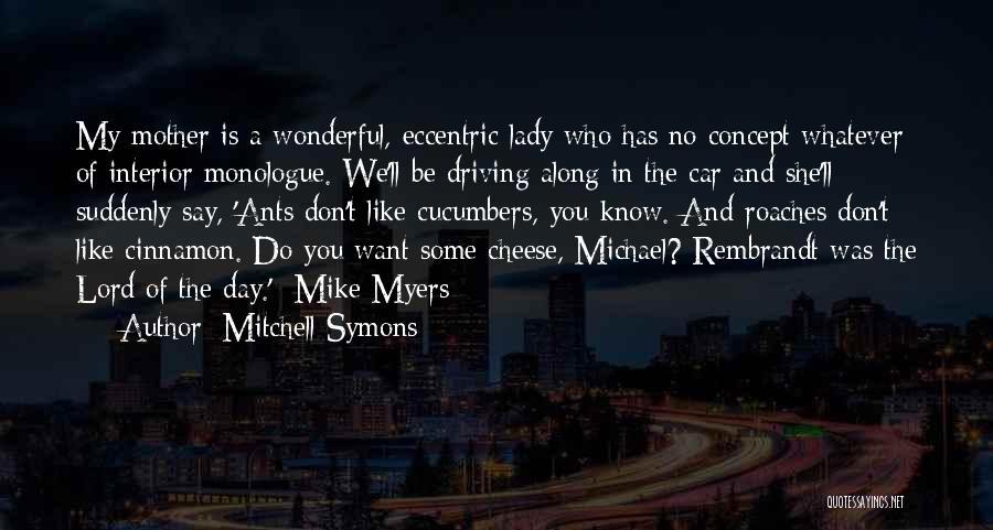Mitchell Symons Quotes 928558