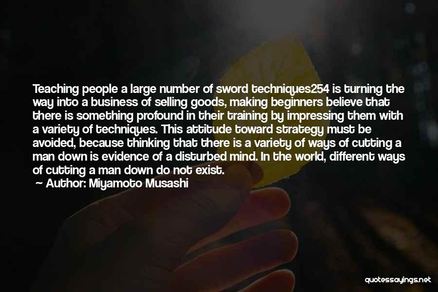 Miyamoto Musashi Quotes 1018790