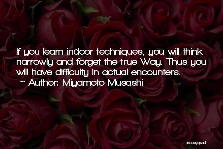 Miyamoto Musashi Quotes 124446