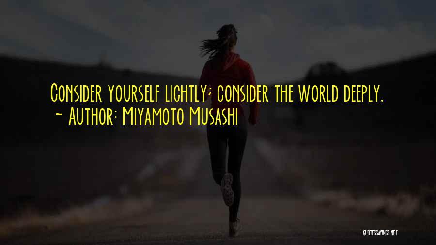 Miyamoto Musashi Quotes 1364525