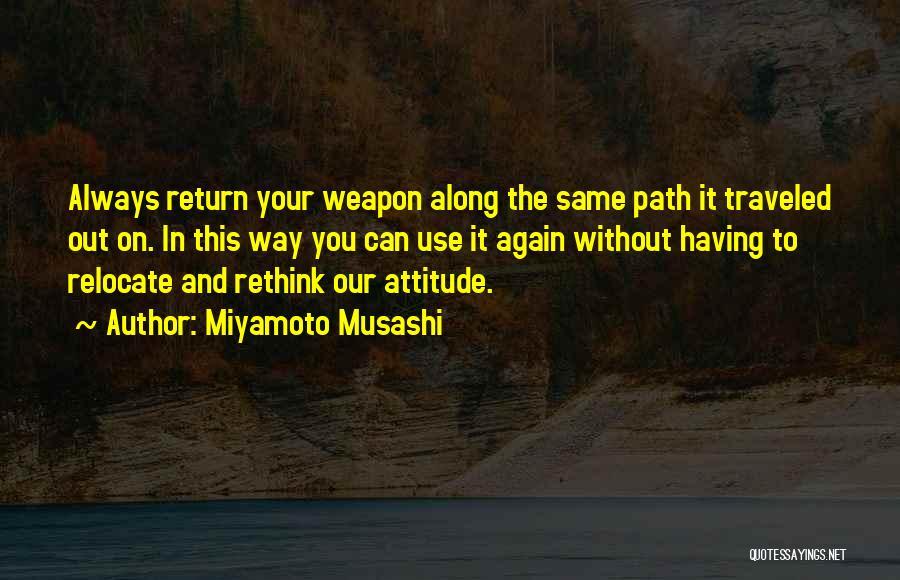 Miyamoto Musashi Quotes 1393229