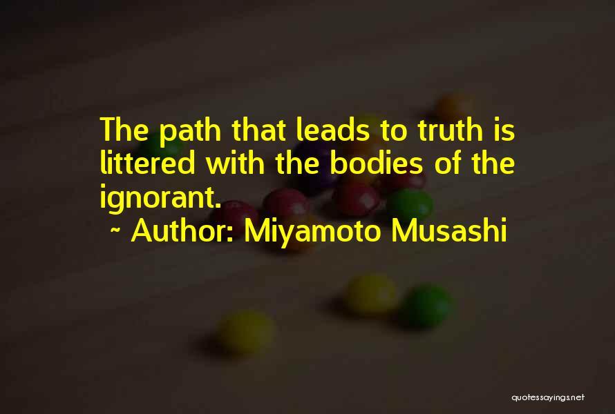 Miyamoto Musashi Quotes 1413707