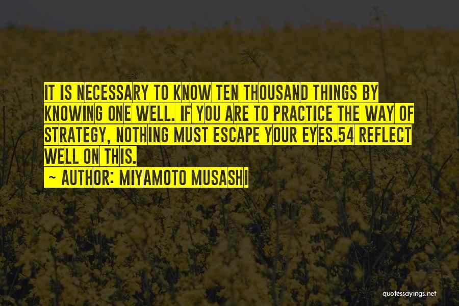 Miyamoto Musashi Quotes 1485877