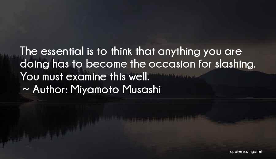 Miyamoto Musashi Quotes 1765128