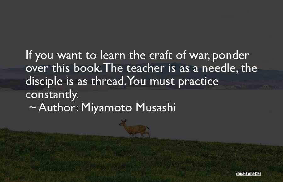 Miyamoto Musashi Quotes 1954352
