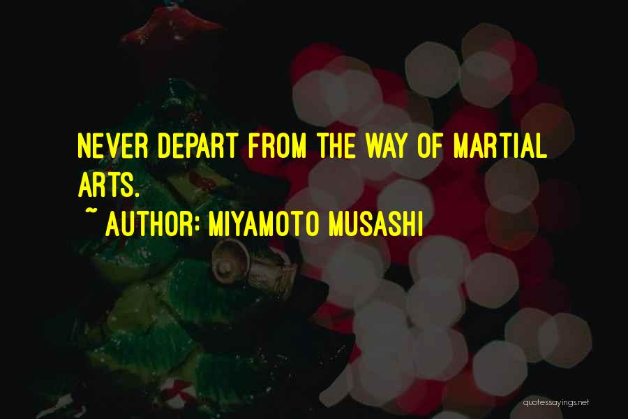 Miyamoto Musashi Quotes 198709