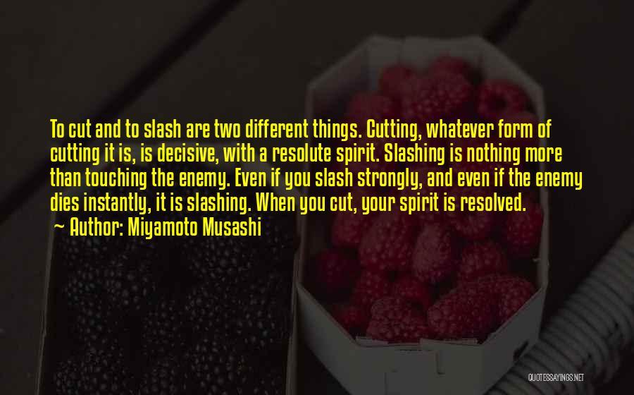 Miyamoto Musashi Quotes 2193741