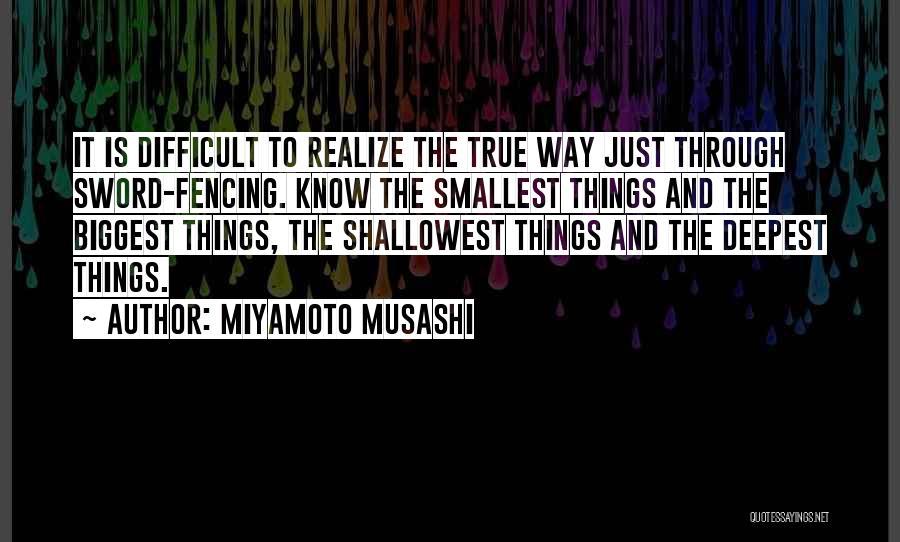 Miyamoto Musashi Quotes 271378