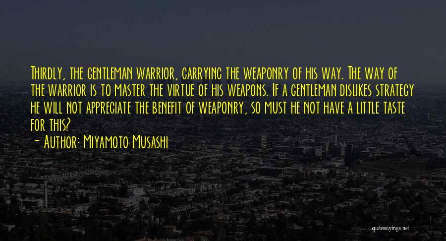 Miyamoto Musashi Quotes 305659