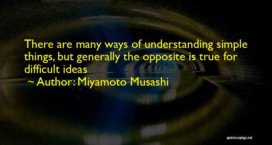 Miyamoto Musashi Quotes 386707