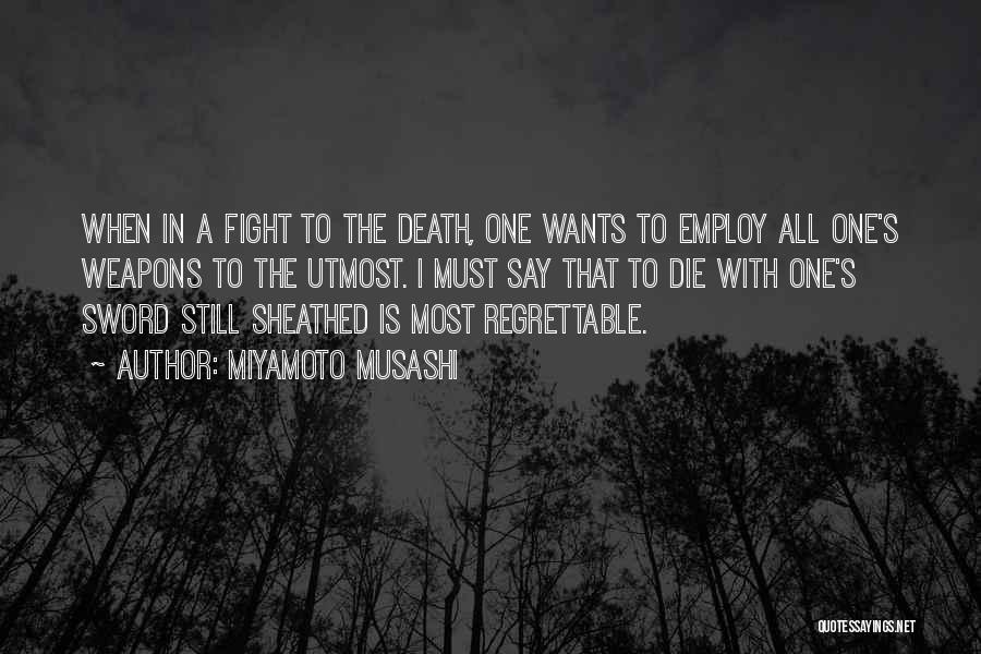 Miyamoto Musashi Quotes 397278