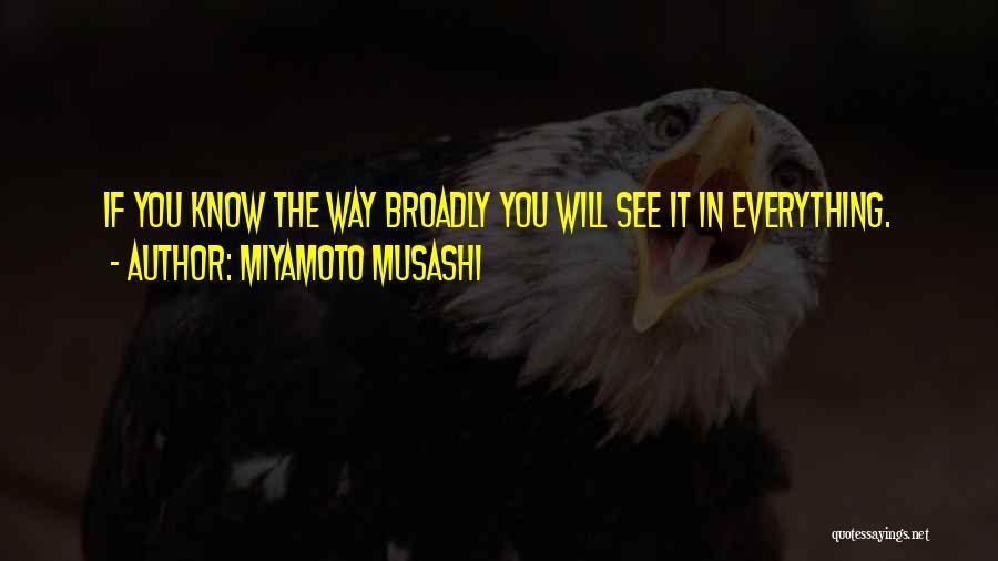 Miyamoto Musashi Quotes 579369