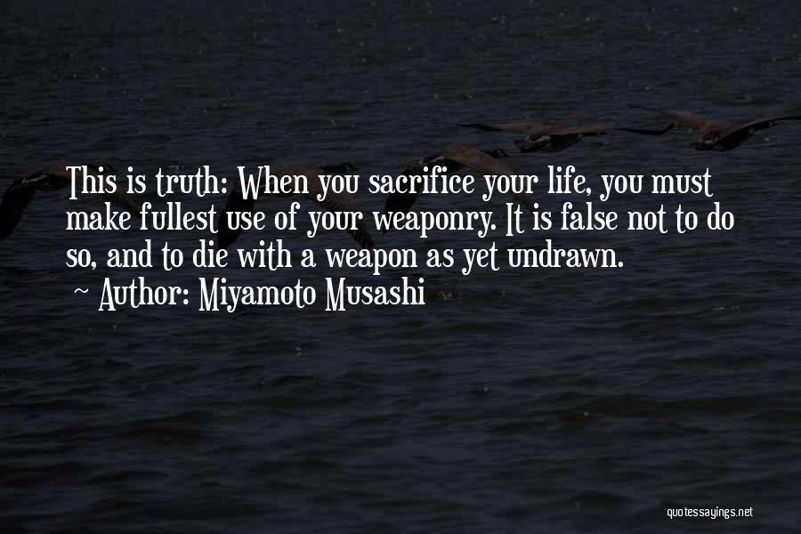 Miyamoto Musashi Quotes 92048