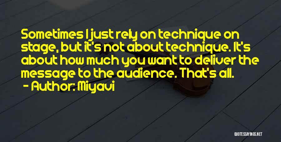 Miyavi Quotes 915012