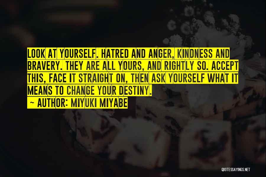 Miyuki Miyabe Quotes 539294