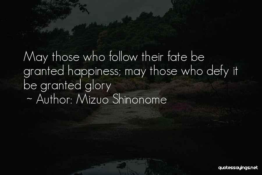 Mizuo Shinonome Quotes 1026092