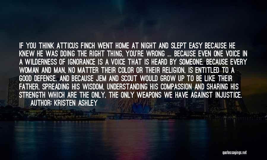 Mockingbird Jem Quotes By Kristen Ashley