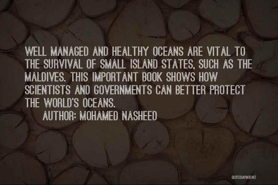 Mohamed Nasheed Quotes 1614041