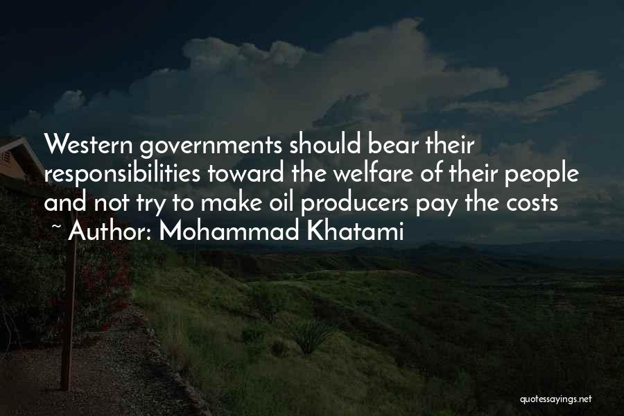 Mohammad Khatami Quotes 1654543