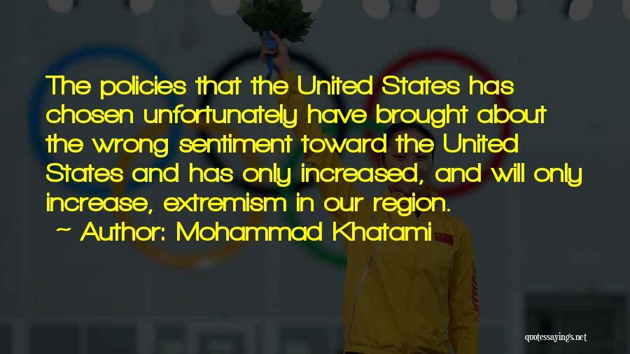 Mohammad Khatami Quotes 1892522
