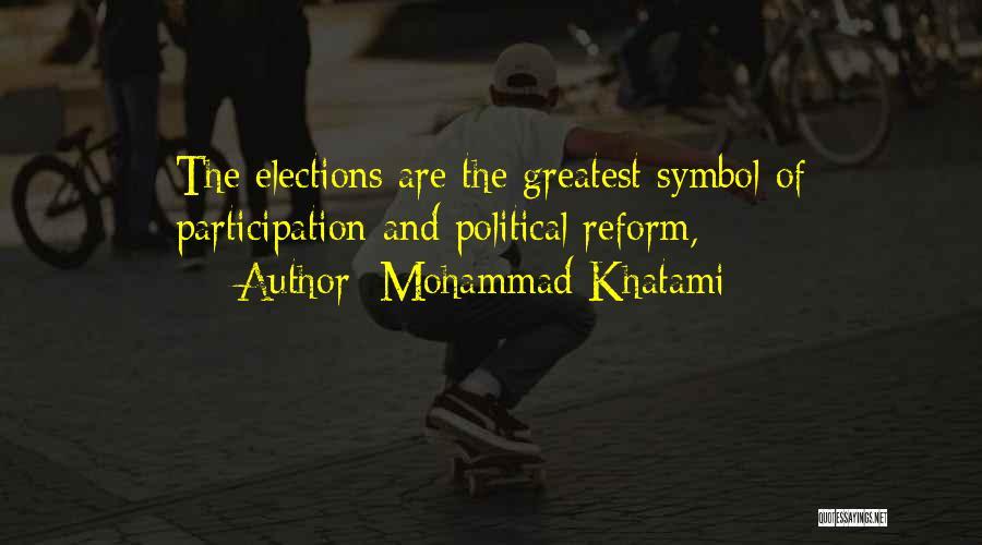 Mohammad Khatami Quotes 1893216
