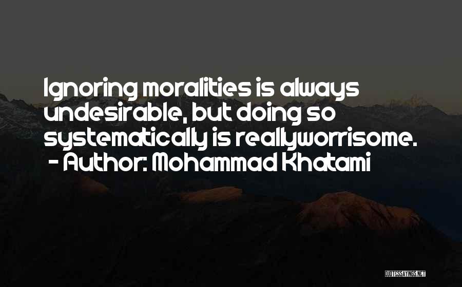 Mohammad Khatami Quotes 613643