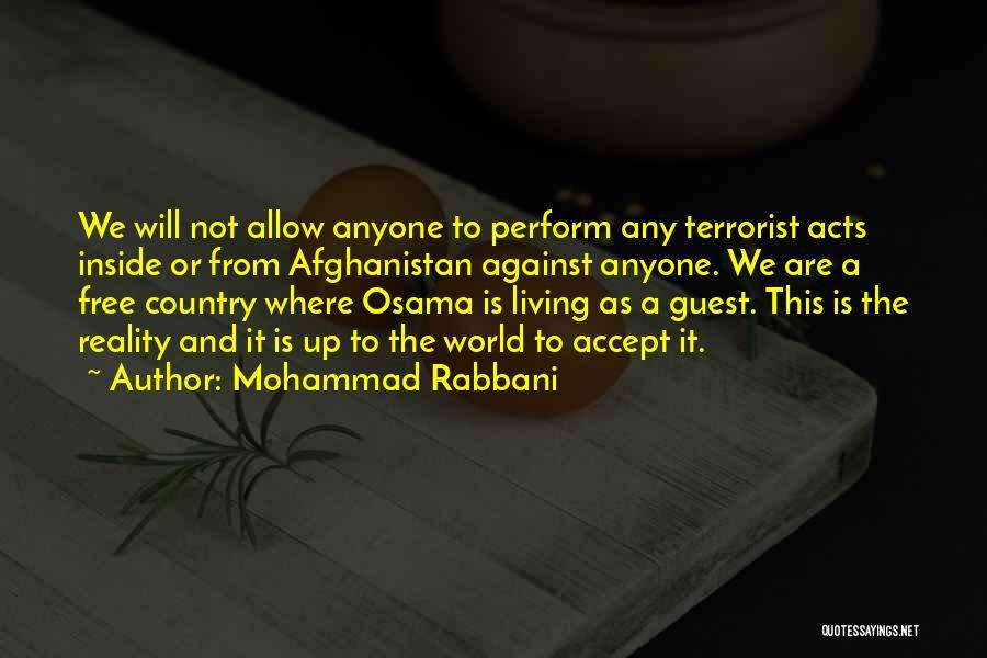 Mohammad Rabbani Quotes 556160