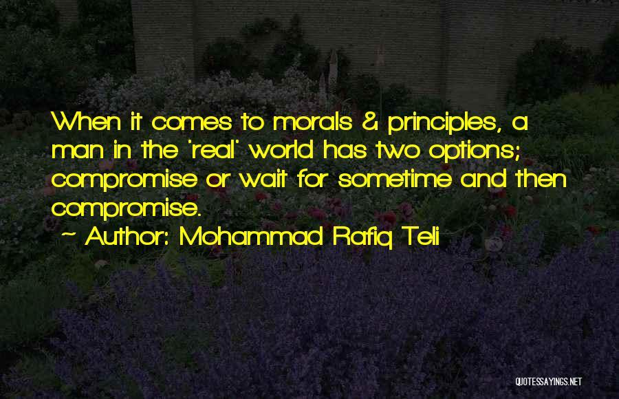 Mohammad Rafiq Teli Quotes 1947217