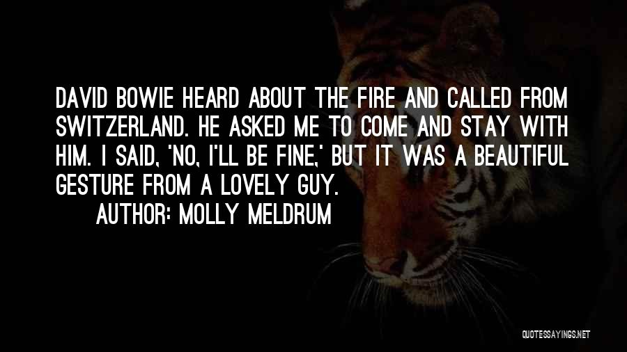 Molly Meldrum Quotes 1560896