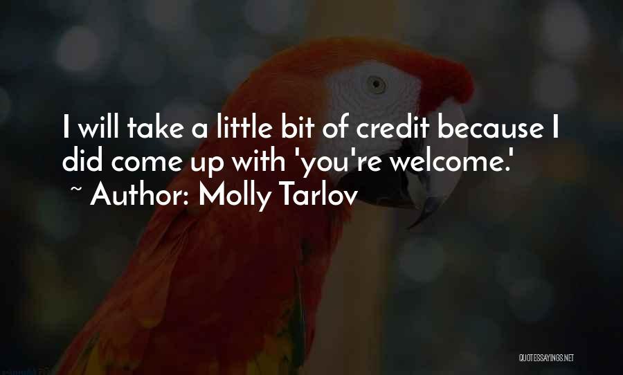 Molly Tarlov Quotes 280039