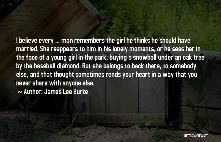 Moments Never Come Back Quotes By James Lee Burke