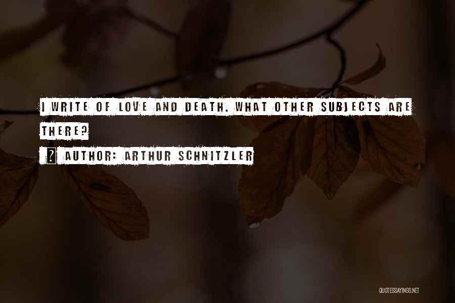 Monarchy Quotes By Arthur Schnitzler