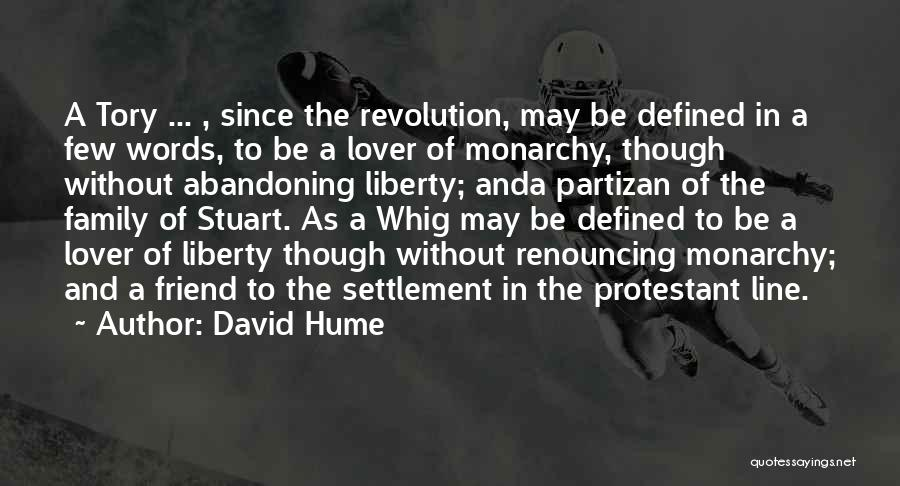 Monarchy Quotes By David Hume