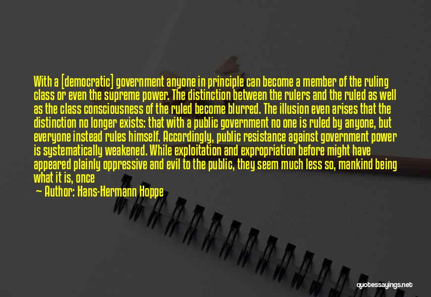 Monarchy Quotes By Hans-Hermann Hoppe