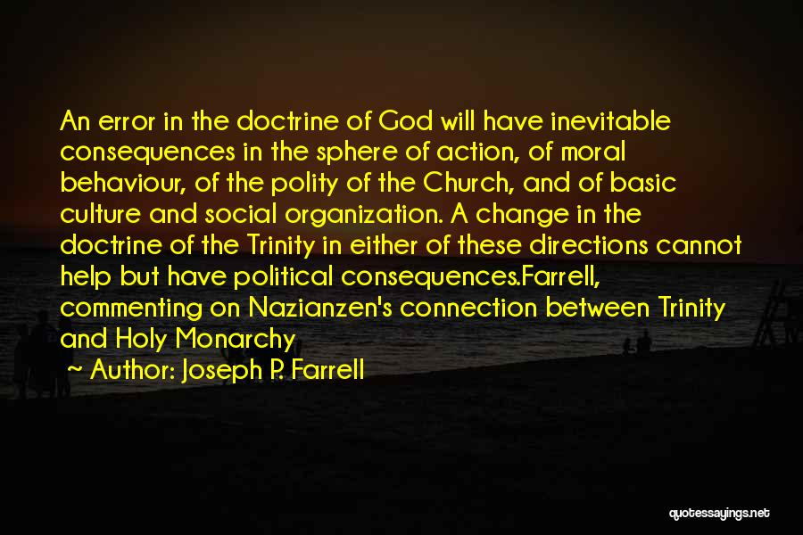 Monarchy Quotes By Joseph P. Farrell