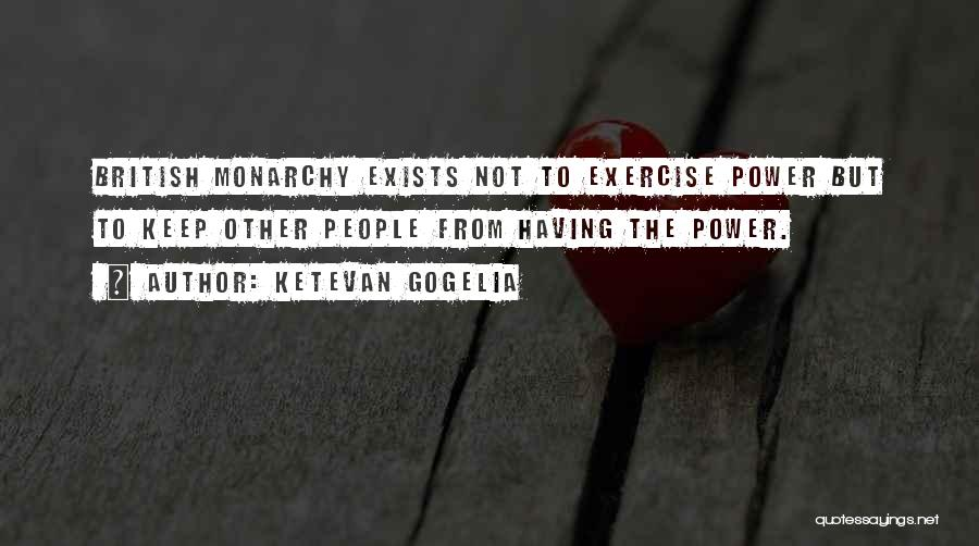 Monarchy Quotes By Ketevan Gogelia